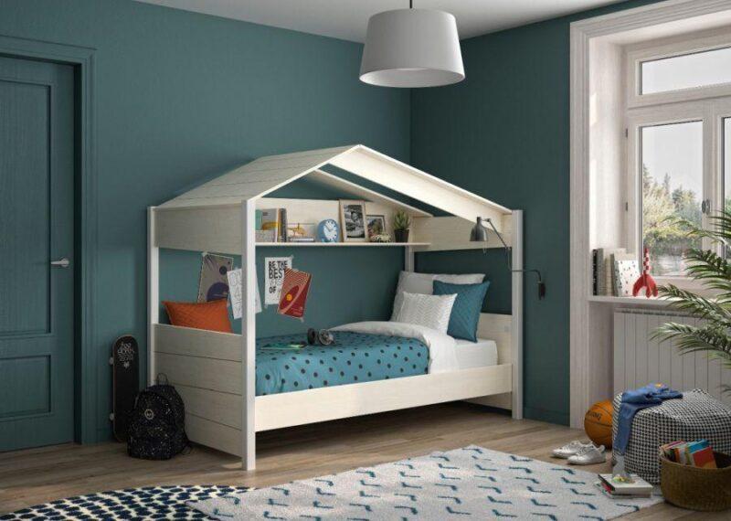 Nairobi Παιδικό Κρεβάτι Καλύβα